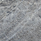 Quadratische Beschaffenheit - grauer natürlicher Stein Lizenzfreie Stockbilder
