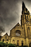 Quadratische Kapelle Lizenzfreies Stockfoto
