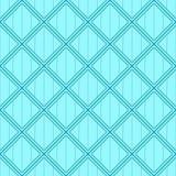 Quadratische nahtlose Mustervektorillustration Stockbilder