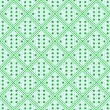 Quadratische nahtlose Mustervektorillustration Stockfotos