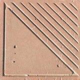 Quadratische Pflasterungsfliesen Stockfotos