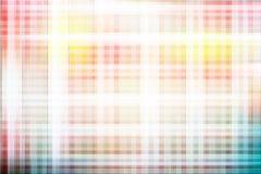 Quadratische Zeilen Stockbild