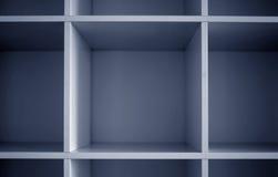 Quadratische Zellen stockbild