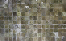 Quadratische Zementwandbeschaffenheiten Stockfotografie