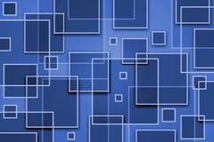 Quadratischer abstrakter Hintergrund Stockfotos