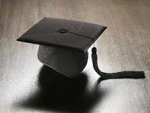 Quadratischer akademischer Hut Lizenzfreie Stockfotografie