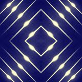 Quadratischer Art Work lizenzfreie stockbilder