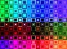 Quadratischer Block-Hintergrund