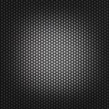 Quadratischer dunkler Gummihintergrund Lizenzfreies Stockfoto
