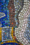 Quadratischer Erde-Ton-Beschaffenheits-Hintergrund Stockbilder