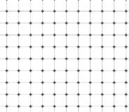 Quadratischer Musterhintergrund der runden Ecke Lizenzfreie Stockfotos