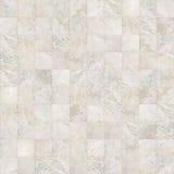Quadratischer nahtloser Marmor deckt Beschaffenheit mit Ziegeln Stockbilder