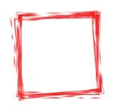 Quadratischer Rahmen Lizenzfreie Stockfotografie