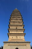 Quadratischer Turm Lizenzfreie Stockbilder