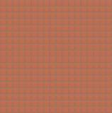 Quadratischer Ziegelstein gemasert Stockfoto