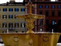 Quadratisches Farnese Lizenzfreie Stockfotografie