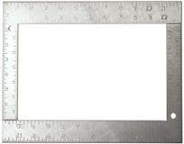 Quadratisches Feld Stockfoto