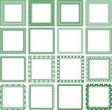 Quadratisches Feld Lizenzfreies Stockfoto