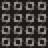 Quadratisches Muster Stockfoto