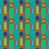 Quadratisches Muster Stockfotos