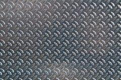 Quadratmetallbeschaffenheit lizenzfreie stockbilder