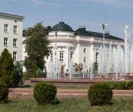 Quadrato centrale di Brest immagini stock libere da diritti