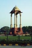 Quadrato del cancello dell'India Immagine Stock