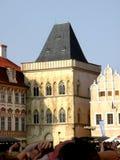 Quadrato del mercato a Praga 15 Fotografia Stock