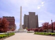Quadrato del Niagara, Buffalo Fotografia Stock