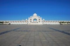 Quadrato della moschea immagine stock libera da diritti