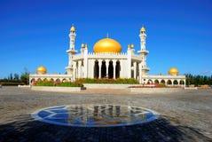 Quadrato della moschea fotografie stock