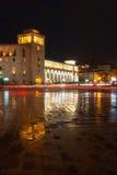 Quadrato della repubblica di Yerevan Immagini Stock