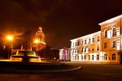 Quadrato di Batumi Fotografie Stock