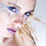Quadrato di bellezza Fotografie Stock
