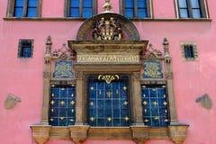 Quadrato di Città Vecchia, Praga Fotografia Stock Libera da Diritti