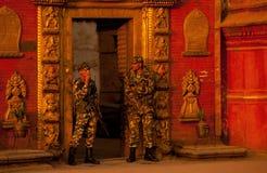 Quadrato di duba del Nepal Fotografie Stock Libere da Diritti