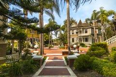 Quadrato di eredità, Oxnard California fotografie stock libere da diritti