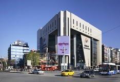 Quadrato di Kızılay a Ankara La Turchia Fotografie Stock