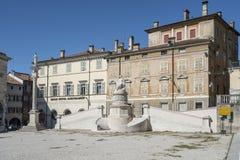Quadrato di Libertry a Udine Fotografia Stock