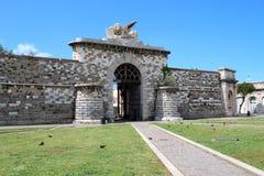 Quadrato di Livorno San Marco fotografie stock