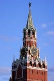 Quadrato di Spasskaya Tower Fotografia Stock Libera da Diritti