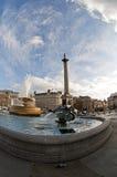 Quadrato di Trafalgar Immagine Stock Libera da Diritti
