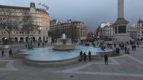 Quadrato di Trafalgar archivi video