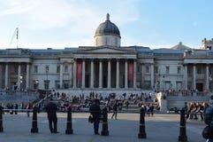 Quadrato di Trafalgar Fotografia Stock
