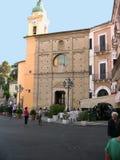 Quadrato di Trento e Trieste Immagini Stock Libere da Diritti
