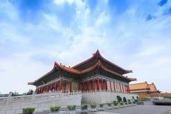 Quadrato di Zhongzheng Fotografia Stock