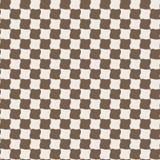 Quadrato geometrico di tessellazione dell'ornamento di colore dell'estratto fotografia stock