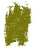 Quadrato giallo scuro di Grunge Fotografia Stock Libera da Diritti