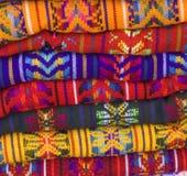 Quadrato Mayan delle coperte Fotografie Stock Libere da Diritti