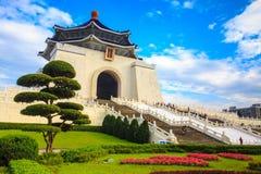 Quadrato nazionale di democrazia di Taiwan fotografie stock
